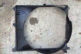 Диффузор радиатор бмв е34. Фото 2.