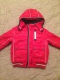 Курточка chicco осень-зима. Фото 1.