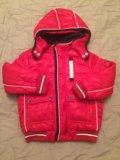 Курточка chicco осень-зима. Фото 2.