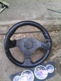 Руль. Фото 2.
