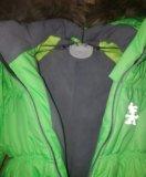 Новый зимний костюм 104-110. Фото 4.
