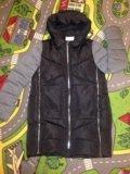 Новая очень очень очень теплая куртка/пуховик. Фото 3.