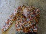 Куртка zara trf. Фото 1.