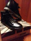Резиновые ботинки кеддо на осень☔☔☔. Фото 1.