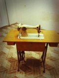 Бытовая швейная машина класса 2-м. Фото 4.