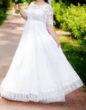 Свадебное платье 52-54-56. Фото 2.