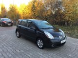 Nissan note. Фото 2.
