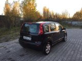 Nissan note. Фото 4.