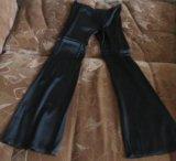 Черные брюки. Фото 3.