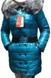 Куртка-пуховик от производителя(россия). Фото 1.