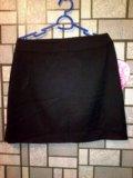 Классическая юбка и спортивные штаны. Фото 2.