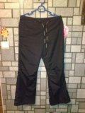 Классическая юбка и спортивные штаны. Фото 3.