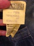 Джинсы motor. оригинал.. Фото 2.
