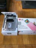 Цифровая фоторамка, карманный принтер, клавиатура. Фото 2.