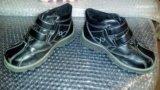 Демисезонные ботинки, размер 26. Фото 1.