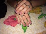 Наращивание ногтей. Фото 3.