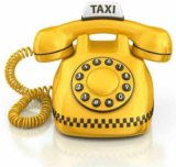 Подработка в такси. Фото 1.