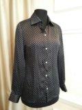 Шелковая блузка. Фото 1.