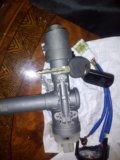 Блок управления двигателем комплект 39114-4а410. Фото 1.