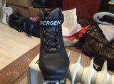 Ботинки лыжные беговые. Фото 4.