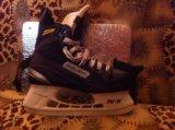 Хоккейные коньки bauer. Фото 3.