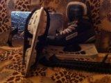 Хоккейные коньки bauer. Фото 2.