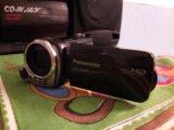 Цифровая камера panasonic hdc-sd40. Фото 4.