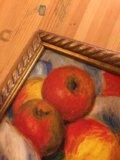 Картина маслом живопись печать на холсте багет. Фото 3.