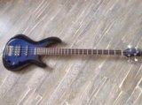 Бас-гитара aria igb-std mbs. Фото 2.