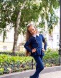 Детский костюм ( кофта+лосины). Фото 1.
