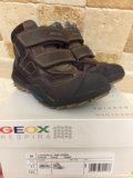 Детские демисезонные ботинки geox. Фото 2.
