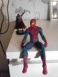 Коллекционная фигурка человека-паука. Фото 3.