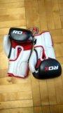 Перчатки боксерские rdx 14 унций. Фото 2.