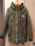 Куртка-парка. Фото 2.