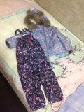 Huppa/хуппа комплект зима близко)) одень ребенка;). Фото 1.