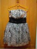 Платье на выпускной или праздник. Фото 1.
