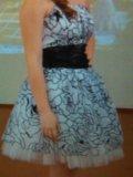 Платье на выпускной или праздник. Фото 4.