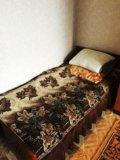 Кровать + тумба. Фото 1.