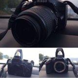 Зеркальный фотоаппарат. Фото 1.
