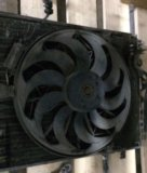Вентилятор кондиционера бмв е34. Фото 1.