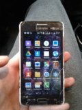 Samsung sm-g355h galaxy core 2 duos black. Фото 1.