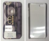 """Чехол на iphone 5c """"кассета"""". Фото 1."""