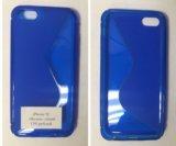 """Чехол на iphone 5c """"волна"""". Фото 1."""