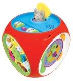 Развивающая игрушка kiddieland мультикуб. Фото 1.