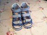 Детские сандалики sursil ortho. Фото 2.
