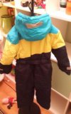 Зимний костюм для мальчишки. Фото 2.