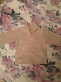 Новый детский свитер. Фото 1.
