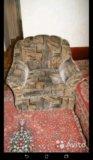 Диван с креслом. Фото 4.