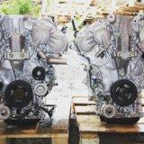 Контрактный двигатель vq35. Фото 1.