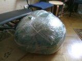 Пуфик мешок(зеленый). Фото 1.